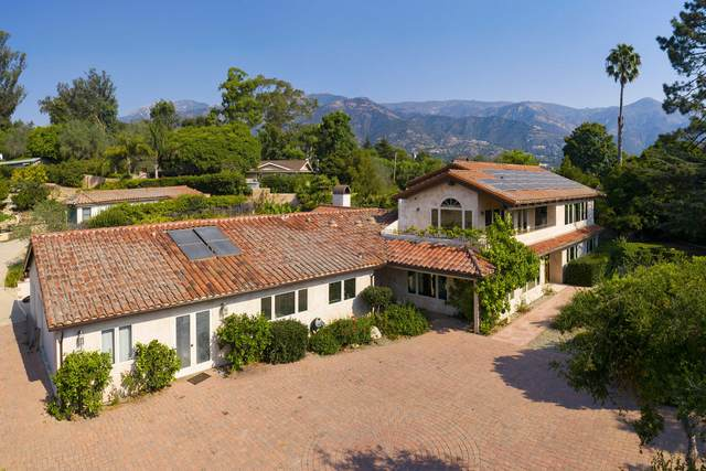 475 Barker Pass Rd, Montecito, CA 93108 (MLS #20-4013) :: Chris Gregoire & Chad Beuoy Real Estate