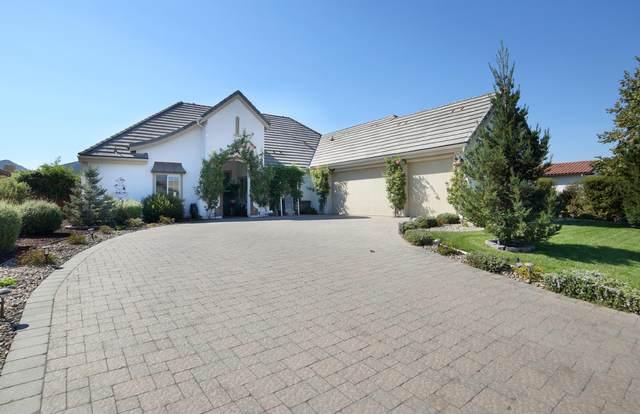1255 Sawleaf Ln, Solvang, CA 93463 (MLS #20-4093) :: Chris Gregoire & Chad Beuoy Real Estate