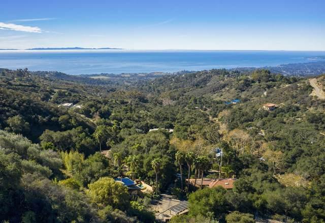 904 Toro Canyon Rd, Santa Barbara, CA 93108 (MLS #20-4209) :: The Zia Group