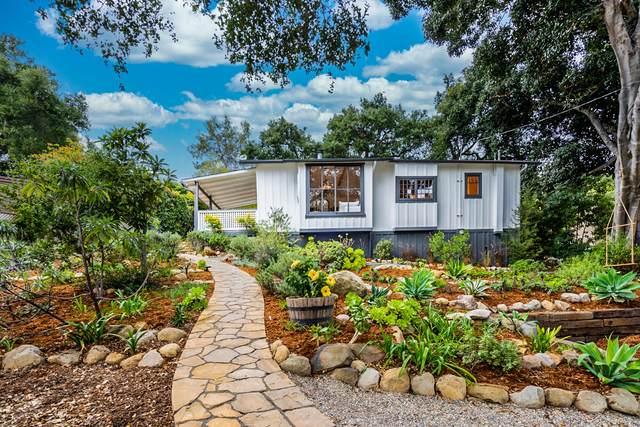 884 Cheltenham Rd, Santa Barbara, CA 93105 (MLS #20-4245) :: The Zia Group