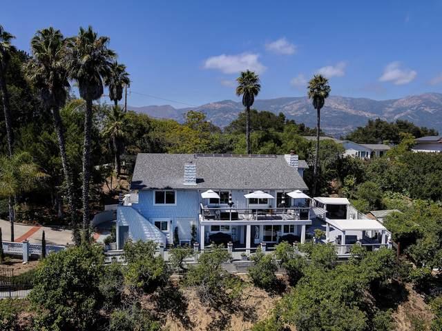 1485 La Cima Rd, Santa Barbara, CA 93101 (MLS #20-4342) :: The Epstein Partners
