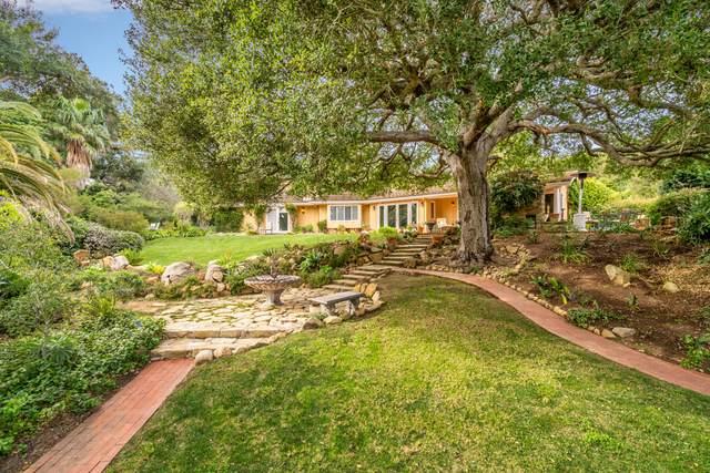 843 Knapp Dr, Montecito, CA 93108 (MLS #20-435) :: The Epstein Partners