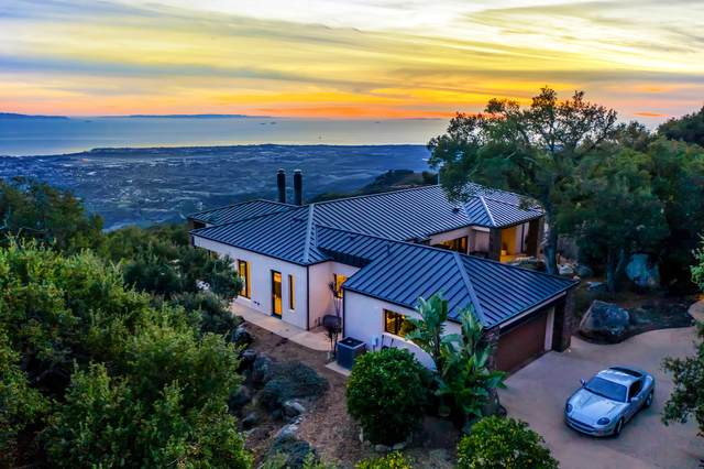 5651 W Camino Cielo, Santa Barbara, CA 93105 (MLS #20-4591) :: The Zia Group