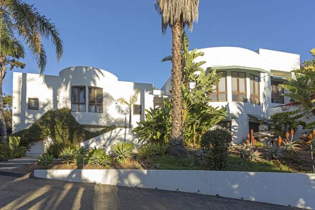 418 Toro Canyon Rd, Santa Barbara, CA 93108 (MLS #20-4756) :: The Epstein Partners