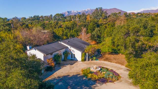 405 Palomar Rd, Ojai, CA 93023 (MLS #20-4881) :: The Zia Group