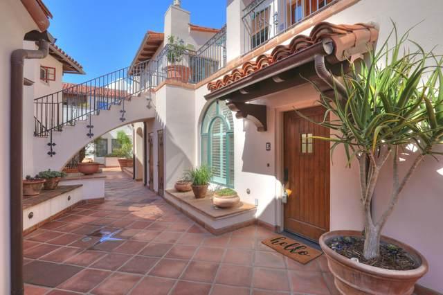 105 W De La Guerra St E, Santa Barbara, CA 93101 (MLS #20-502) :: The Zia Group