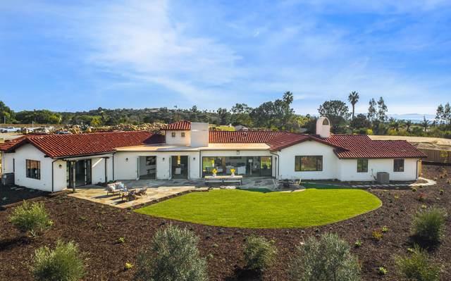 4730 Boulder Ridge Rd, Santa Barbara, CA 93111 (MLS #20-857) :: The Zia Group