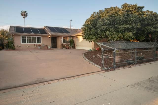 4766 Amarosa St, Santa Barbara, CA 93110 (MLS #20-874) :: The Zia Group