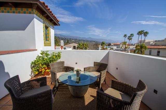 18 W Victoria Street #310, Santa Barbara, CA 93101 (MLS #20-885) :: Chris Gregoire & Chad Beuoy Real Estate