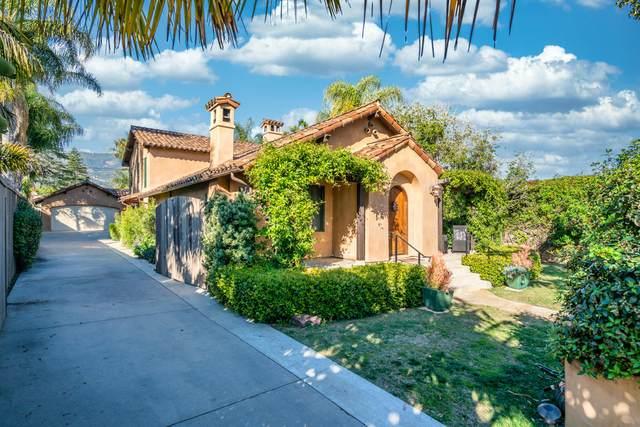 3048 Calle Noguera, Santa Barbara, CA 93105 (MLS #20-914) :: The Zia Group