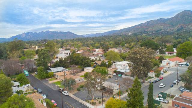 109 Fox St, Ojai, CA 93023 (MLS #20-951) :: The Zia Group