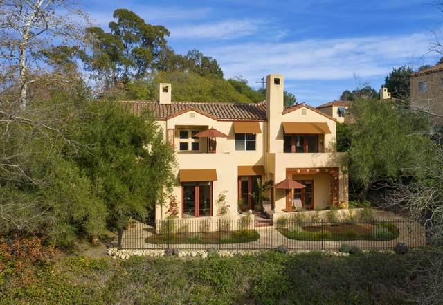 138 Meadows Ln, Santa Barbara, CA 93105 (MLS #21-101) :: The Zia Group