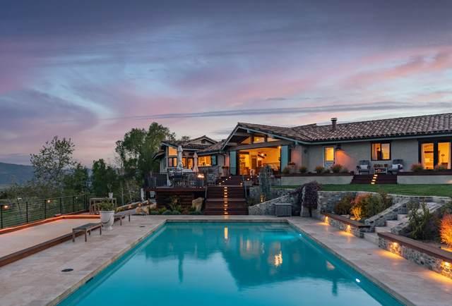 2968 Canada Este Rd, Santa Ynez, CA 93460 (MLS #21-1108) :: Chris Gregoire & Chad Beuoy Real Estate