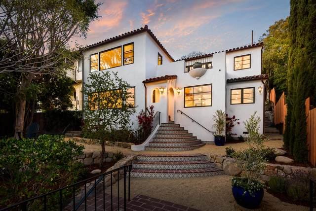 614 Alameda Padre Serra, Santa Barbara, CA 93103 (MLS #21-1130) :: Chris Gregoire & Chad Beuoy Real Estate