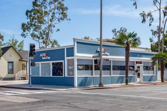 234 E Haley St, Santa Barbara, CA 93101 (MLS #21-1197) :: The Zia Group
