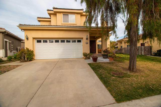 44 Touran Ln, Goleta, CA 93117 (MLS #21-1232) :: Chris Gregoire & Chad Beuoy Real Estate