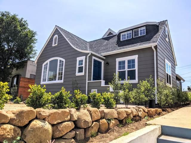 1021 Rinconada Rd, Santa Barbara, CA 93101 (MLS #21-1250) :: Chris Gregoire & Chad Beuoy Real Estate