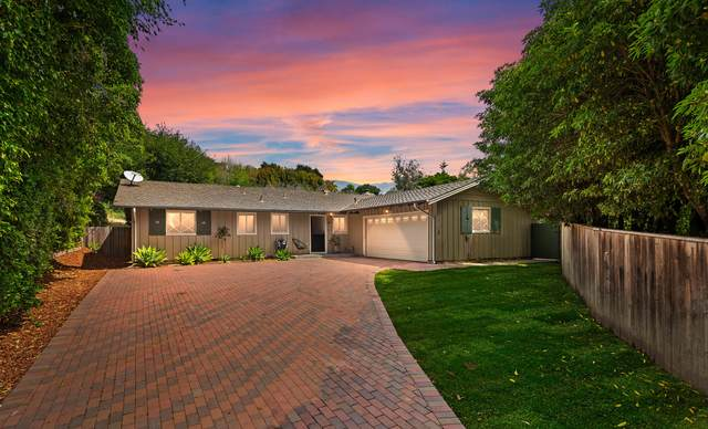 28 Rosemary Ln, Santa Barbara, CA 93108 (MLS #21-1291) :: The Epstein Partners