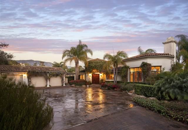 1770 Jelinda Dr, Montecito, CA 93108 (MLS #21-1562) :: The Epstein Partners