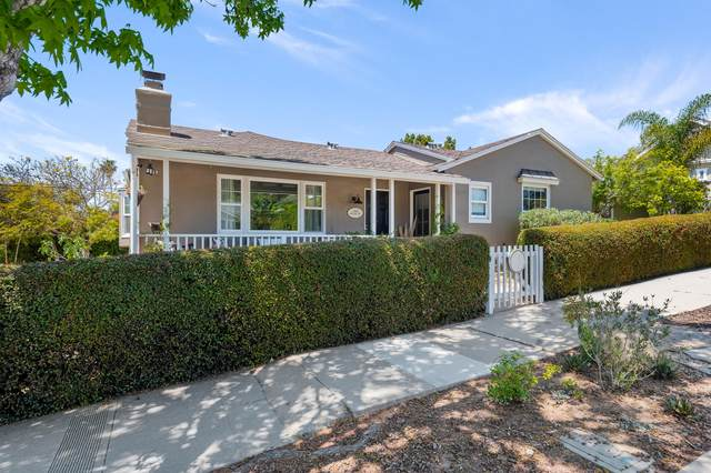 2300 Wellington Ave, Santa Barbara, CA 93105 (MLS #21-1565) :: The Zia Group