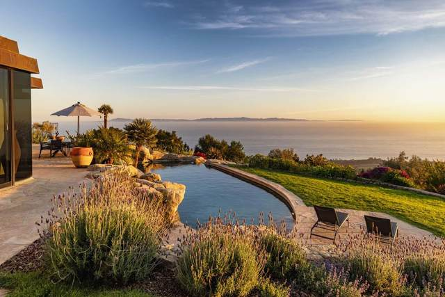 560 Toro Canyon Park Road, Montecito, CA 93108 (MLS #21-1623) :: Chris Gregoire & Chad Beuoy Real Estate