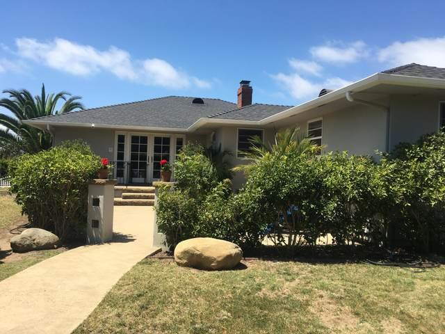 125 San Roque Rd, Santa Barbara, CA 93105 (MLS #21-1859) :: The Zia Group