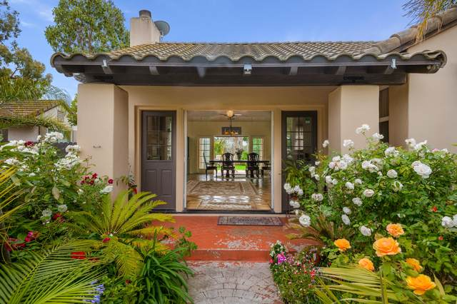 5081 Alvarado Rd, Carpinteria, CA 93013 (MLS #21-1925) :: Chris Gregoire & Chad Beuoy Real Estate