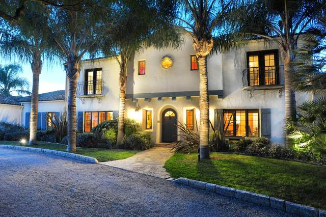 1215 Northridge Rd, Santa Barbara, CA 93105 (MLS #21-1930) :: The Zia Group