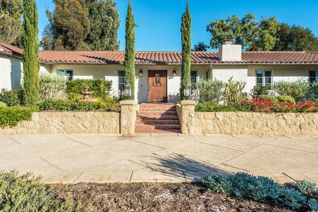 1333 School House Rd, Montecito, CA 93108 (MLS #21-194) :: Chris Gregoire & Chad Beuoy Real Estate
