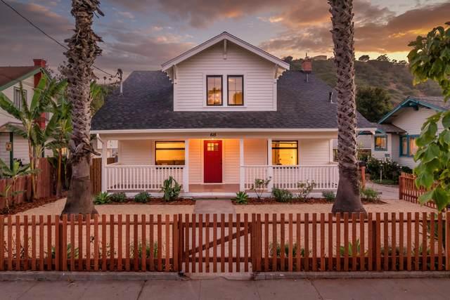 615 San Pascual St A, B, C, Santa Barbara, CA 93101 (MLS #21-1958) :: Chris Gregoire & Chad Beuoy Real Estate