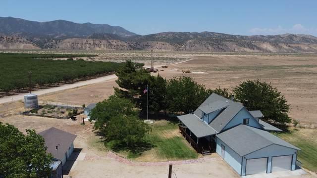 60 La Panza Ave, NEW CUYAMA, CA 93252 (MLS #21-2044) :: Chris Gregoire & Chad Beuoy Real Estate