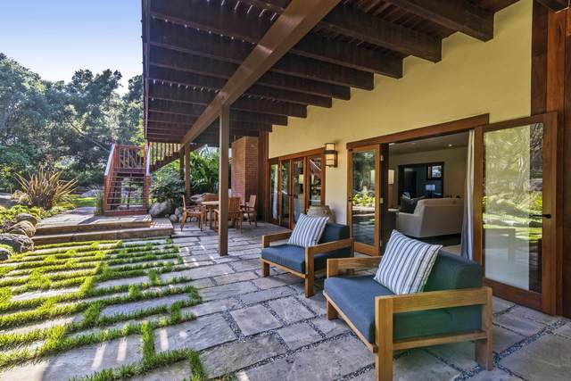 2815 E Valley Rd, Santa Barbara, CA 93108 (MLS #21-2051) :: Chris Gregoire & Chad Beuoy Real Estate