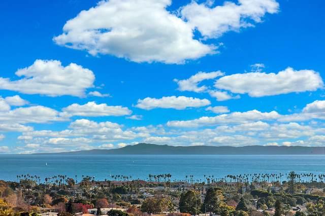 35 Las Alturas Rd, Santa Barbara, CA 93103 (MLS #21-2059) :: The Zia Group