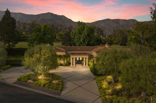 2010 Birnam Wood Dr, Santa Barbara, CA 93108 (MLS #21-2102) :: Chris Gregoire & Chad Beuoy Real Estate