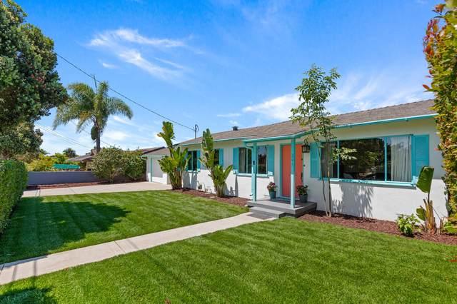 341 Mohawk Rd, Santa Barbara, CA 93109 (MLS #21-2112) :: Chris Gregoire & Chad Beuoy Real Estate
