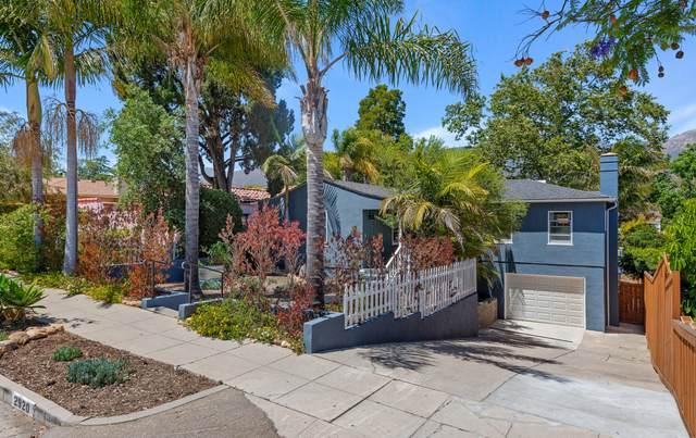 2920 Hermosa Rd, Santa Barbara, CA 93105 (MLS #21-2130) :: Chris Gregoire & Chad Beuoy Real Estate