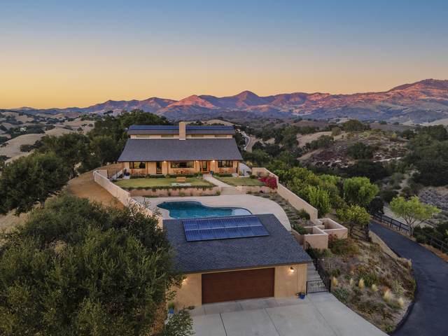 3671 Live Oak Rd, Santa Ynez, CA 93460 (MLS #21-2149) :: Chris Gregoire & Chad Beuoy Real Estate