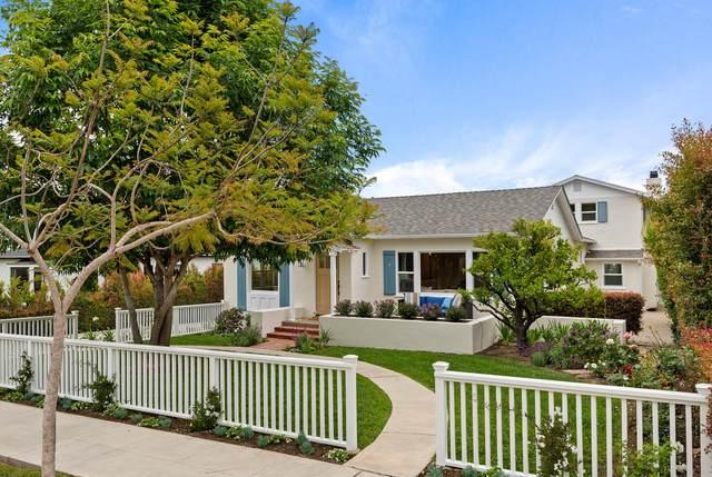 419 Stanley Drive, Santa Barbara, CA 93105 (MLS #21-2158) :: The Zia Group