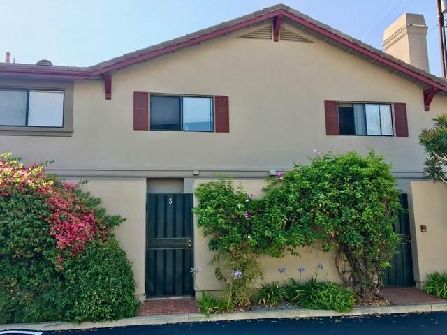 4344 Modoc Rd #3, Santa Barbara, CA 93110 (MLS #21-2191) :: The Zia Group