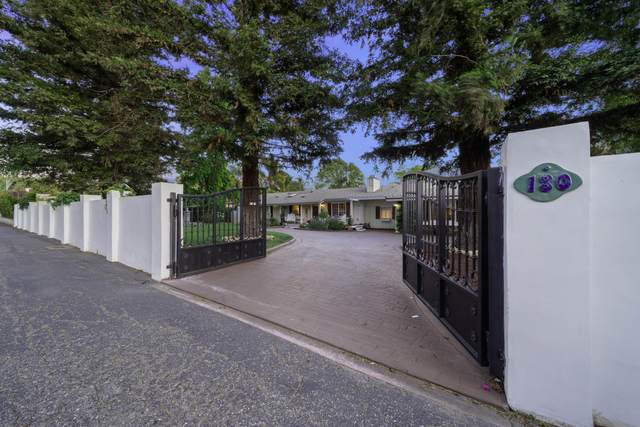180 Nogal Dr, Santa Barbara, CA 93110 (MLS #21-2207) :: Chris Gregoire & Chad Beuoy Real Estate