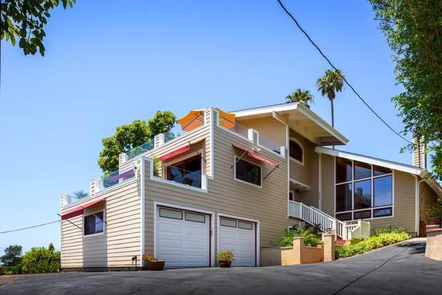 2940 Kenmore Pl, Santa Barbara, CA 93105 (MLS #21-2233) :: The Zia Group