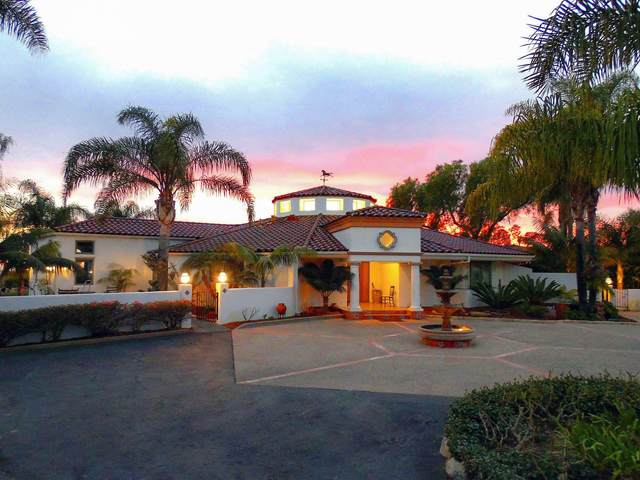 1200 N San Marcos Rd, Santa Barbara, CA 93111 (MLS #21-2427) :: Chris Gregoire & Chad Beuoy Real Estate