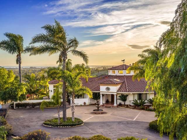 1200 N San Marcos Rd, Santa Barbara, CA 93111 (MLS #21-2429) :: The Zia Group