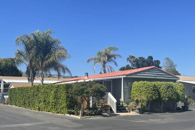 7465 Hollister Ave #342, Goleta, CA 93117 (MLS #21-2468) :: Chris Gregoire & Chad Beuoy Real Estate