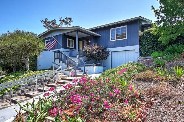 47 Romaine Dr, Santa Barbara, CA 93105 (MLS #21-2626) :: Chris Gregoire & Chad Beuoy Real Estate