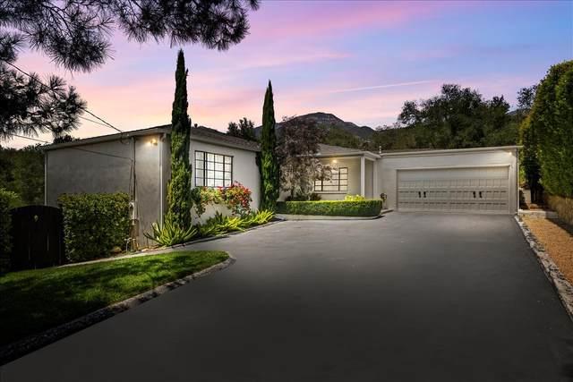 792 Chelham Way, Santa Barbara, CA 93108 (MLS #21-2662) :: Chris Gregoire & Chad Beuoy Real Estate