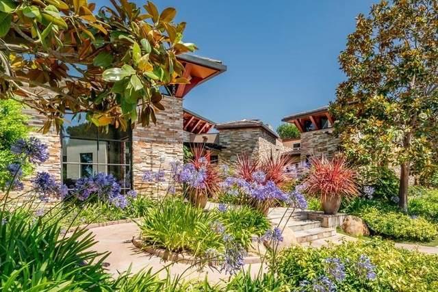 434 Crocker Sperry Dr, Montecito, CA 93108 (MLS #21-2666) :: Chris Gregoire & Chad Beuoy Real Estate