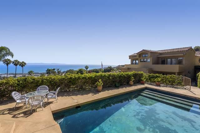 1984 Arriba St, Carpinteria, CA 93013 (MLS #21-2738) :: Chris Gregoire & Chad Beuoy Real Estate