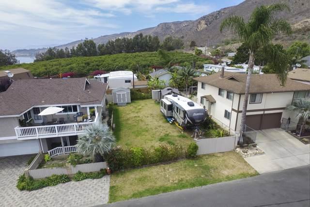 0000 Santa Paula Ave., La Conchita, CA 93001 (MLS #21-2743) :: The Epstein Partners