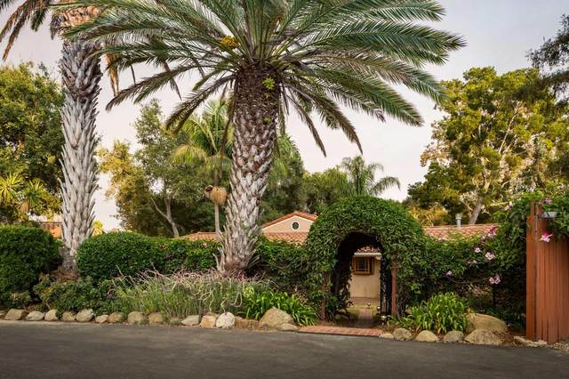 485 Hot Springs Rd, Montecito, CA 93108 (MLS #21-2787) :: The Zia Group